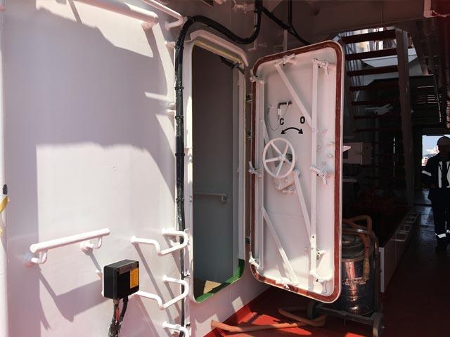 Door-Heating